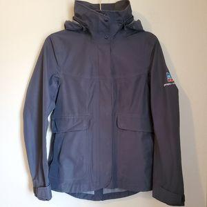 Women's Nau Rain Jacket Size S
